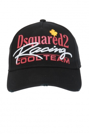 Patterned baseball cap od Dsquared2