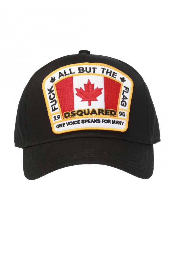 Dsquared2 'Exclusive for Vitkac' limited edition baseball cap