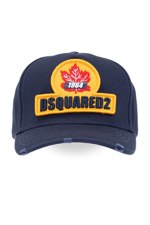 Dsquared2 Branded baseball cap