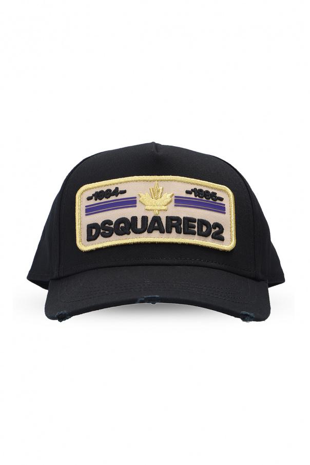 Dsquared2 Czapka z logo