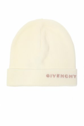 a20ad1b7cab84 ... Logo-embroidered hat od Givenchy