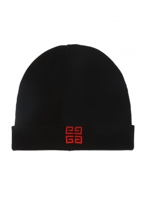 Woolen hat with logo od Givenchy