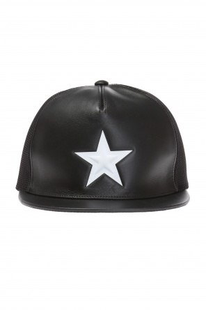Star motif cap od Givenchy
