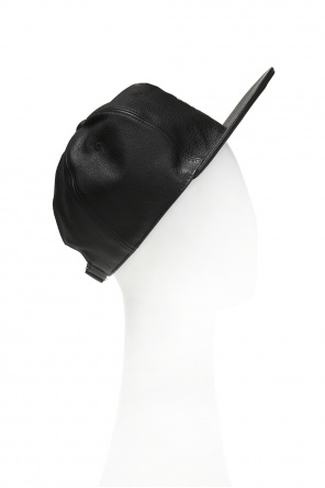 Leather baseball cap od Givenchy