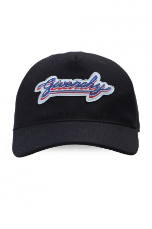 Branded baseball cap od Givenchy