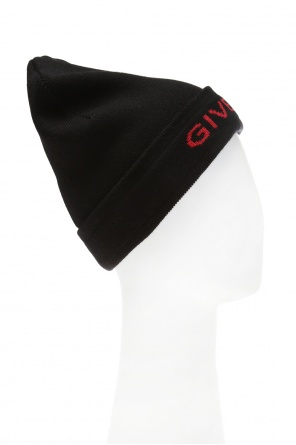 Logo-embroidered hat od Givenchy