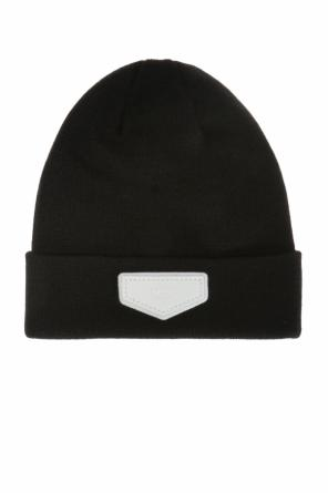 Logo-patched hat od Givenchy