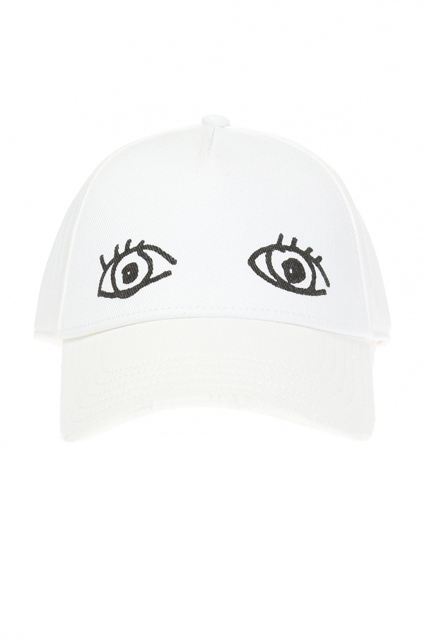 0a5f44ae Printed baseball cap Diesel - Vitkac shop online