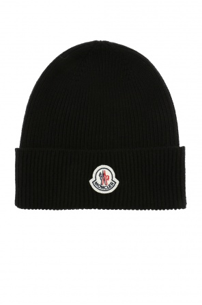 Logo-patched hat od Moncler