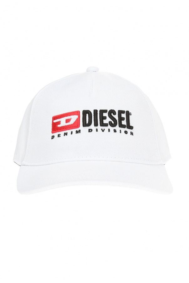 Diesel Cakerym' Baseball cap with embroidered inscription