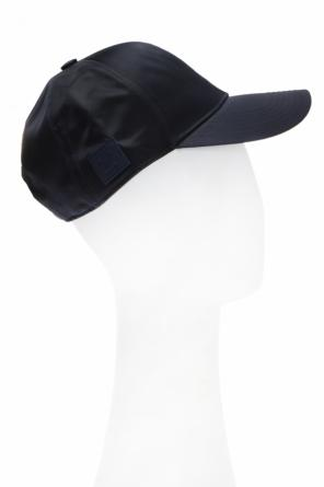 Patched baseball cap od Acne
