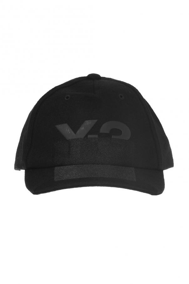 f23535e114580 Logo cap Y-3 Yohji Yamamoto - Vitkac shop online
