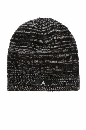 Braided hat od Adidas by Stella McCartney
