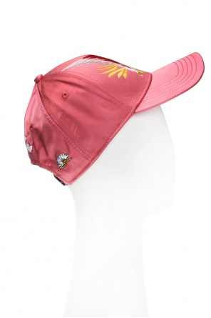 Cembri' baseball cap with embroidered pattern od Diesel