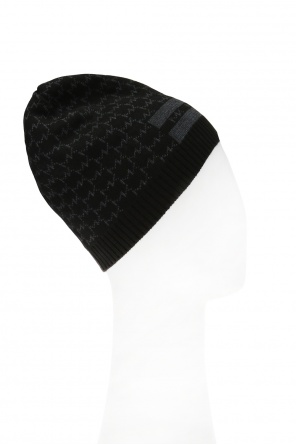 Logo-embroidered hat od Michael Kors