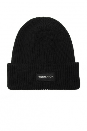 Hat with logo od Woolrich