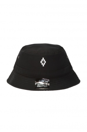 Hat with sewn-on logo od Marcelo Burlon