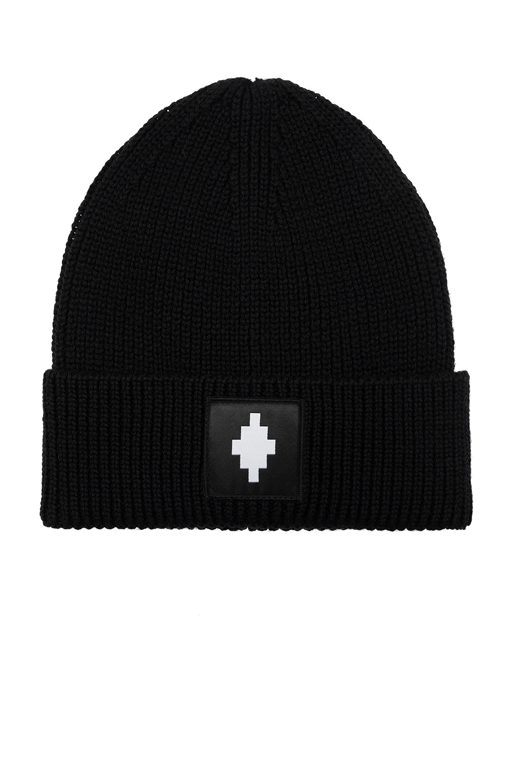 Marcelo Burlon Knitted hat with logo
