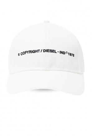 Baseball cap with logo od Diesel