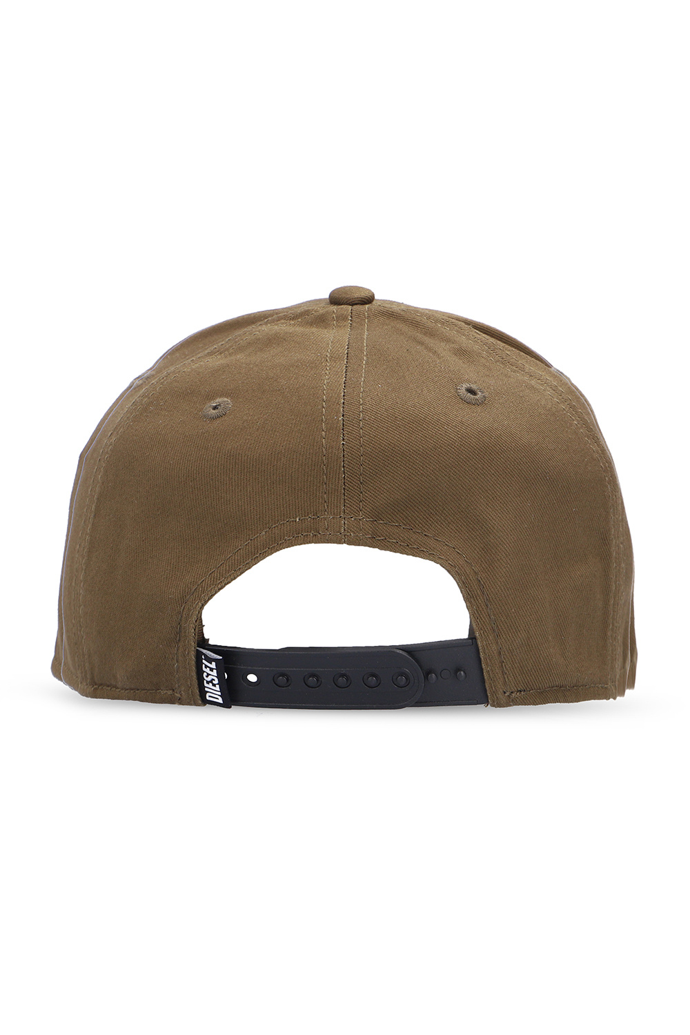 Diesel Logo-patched baseball cap