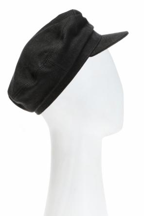 Flat-topped hat od Isabel Marant