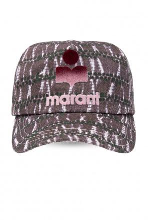 Tyron品牌棒球帽 od Isabel Marant