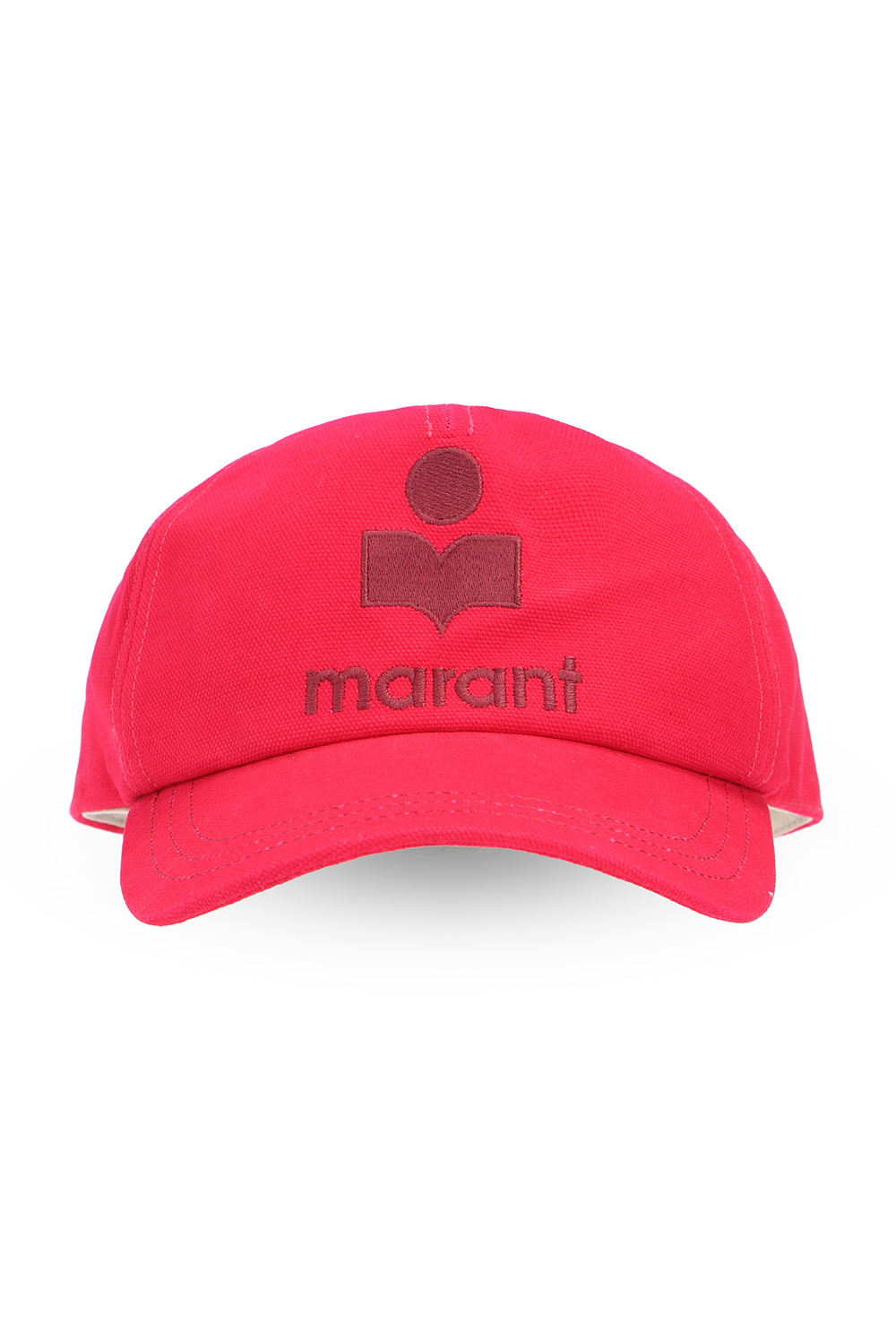 Isabel Marant Baseball cap with logo
