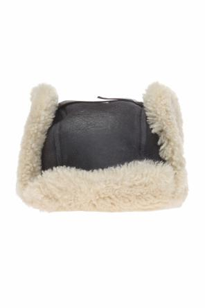 Fur hat od Isabel Marant