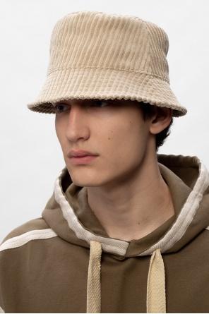 Logo corduroy hat od Isabel Marant