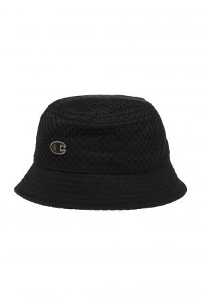 Hat with logo od Rick Owens