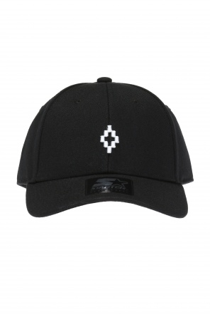 Logo-embroidered baseball cap od Marcelo Burlon