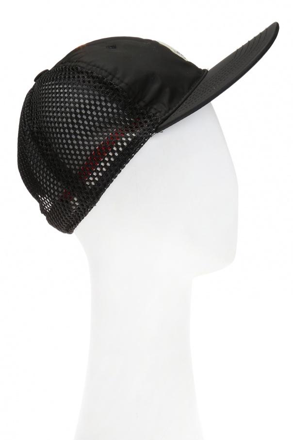 171db839284 Mesh-trimmed baseball cap Moncler - Vitkac shop online