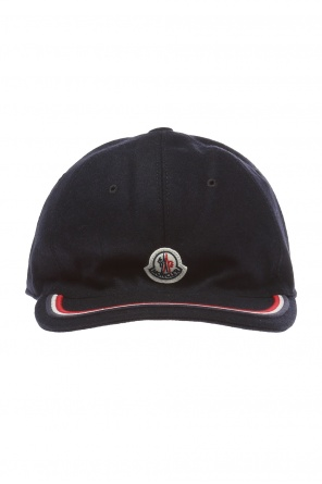 Patched baseball cap od Moncler