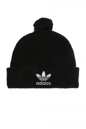Logo-embroidered hat od ADIDAS Originals