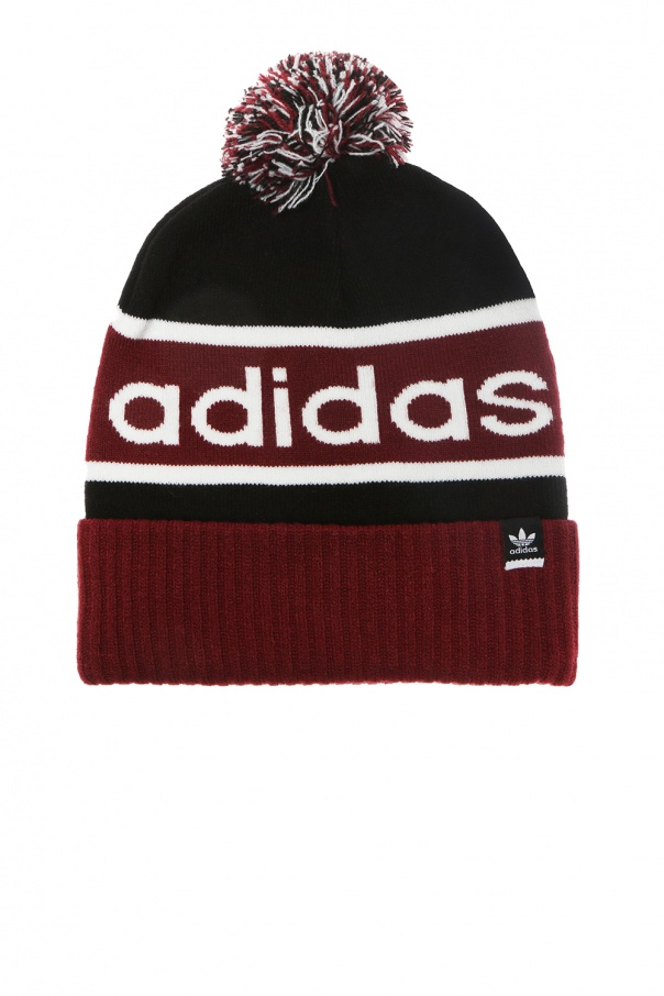Hat with a pompom od ADIDAS Originals
