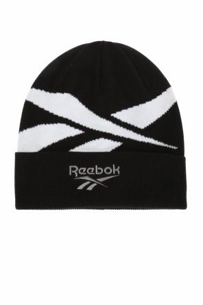 Logo-embroidered hat od Reebok