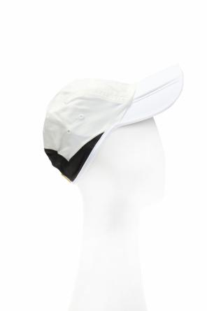Hat with a patch and logo od Y-3 Yohji Yamamoto