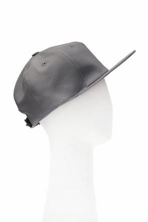 Baseball cap with case od Rick Owens DRKSHDW