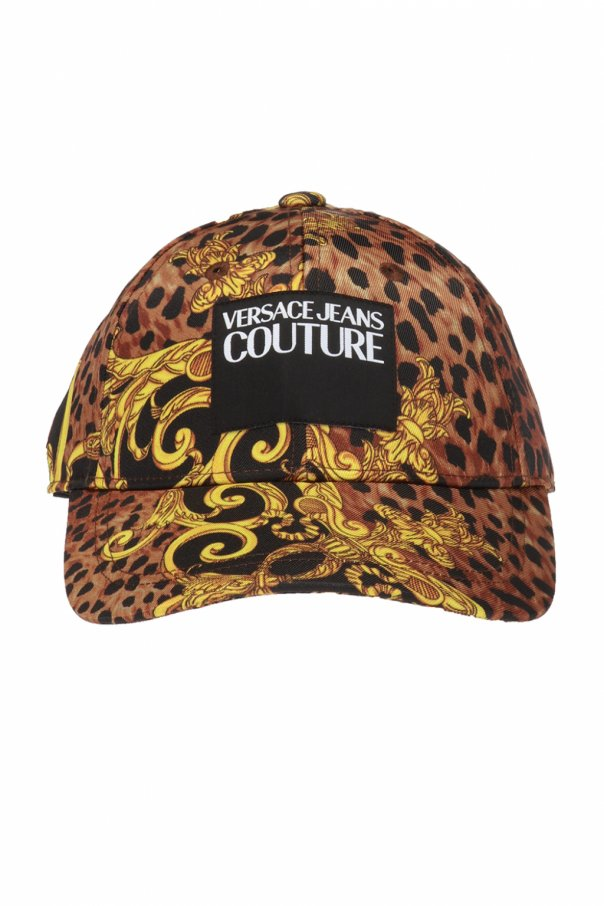 5e616cf1a1 Patterned baseball cap Versace Jeans Couture - Vitkac shop online