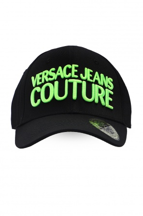Patterned baseball cap od Versace Jeans Couture