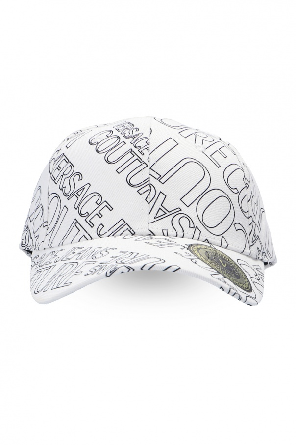 Versace Jeans Couture Branded baseball cap