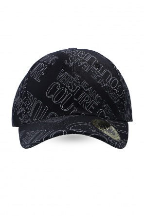 Branded baseball cap od Versace Jeans Couture
