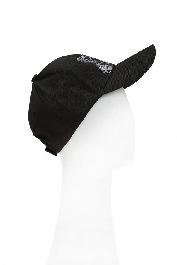 580de73fb3b Baseball cap with a tiger head motif Kenzo - Vitkac shop online