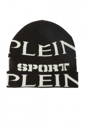 349adc64ad1e8 ... Logo-embroidered baseball cap od Plein Sport