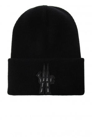Wool hat with logo od Moncler Grenoble