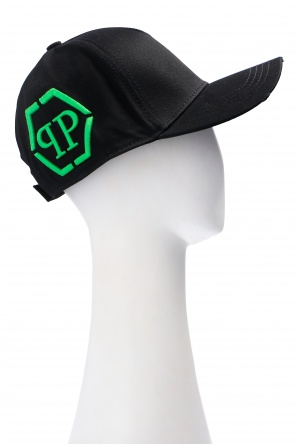 Baseball cap with logo od Philipp Plein