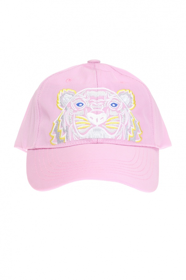 51bfe236509 Embroidered tiger head baseball cap Kenzo - Vitkac shop online
