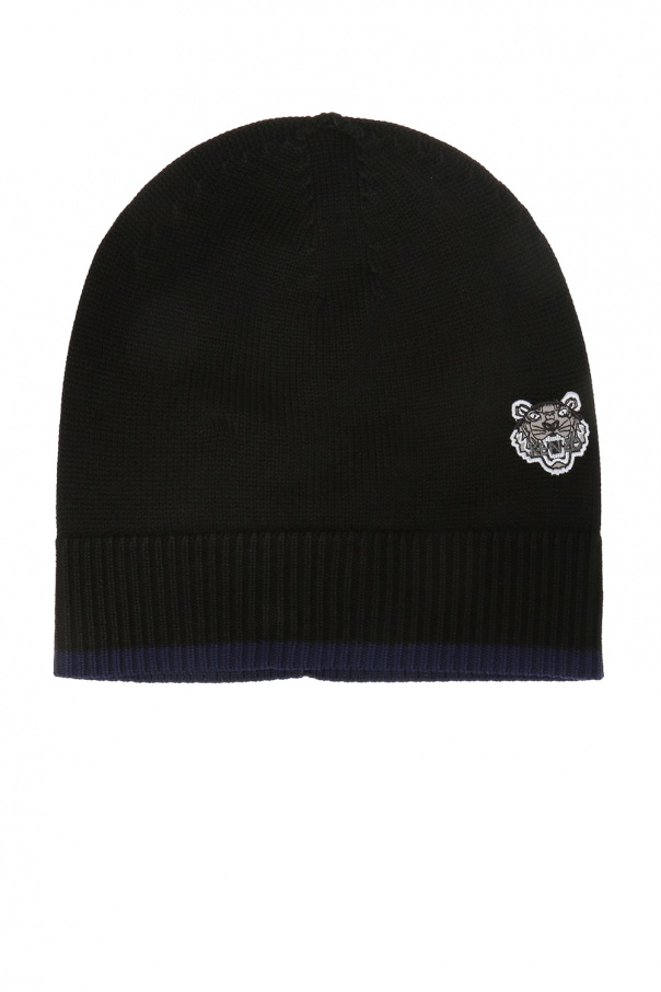 Hat with logo Kenzo - Vitkac shop online 3fec9890f25