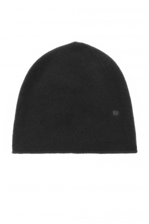 Patched wool hat od Acne