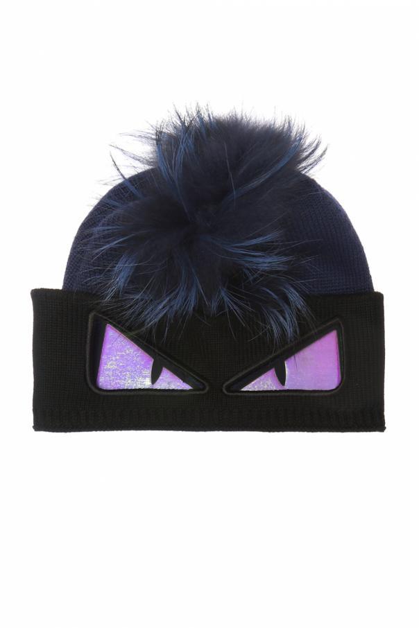 e24b2d69765 Hat with fur insert Fendi - Vitkac shop online